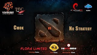 Cmok vs No Strategy (Upper Bracket Semi Final) - Youth Zest Qualifier (DotA 2)