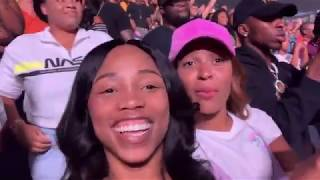 CHRIS BROWN GRINDING WITH BACKGROUND DANCER|  INDIGOAT TOUR FULL REVIEW (REAL BTS Footage)