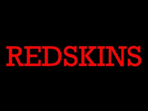 Washington Redskins Is A RACIST Title !!!