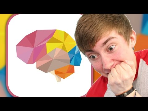 BRAINWARS: THE CONCENTRATION BATTLE GAME BRAIN WARS (iPhone Gameplay Video)