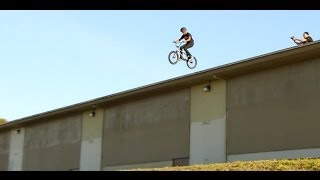 BMX - 15 YEAR OLD PAUL SHARIFF IS CRAZY