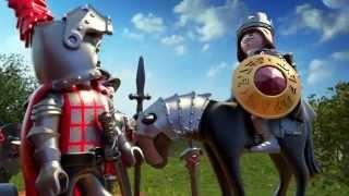 PLAYMOBIL Knights - The Movie (English)