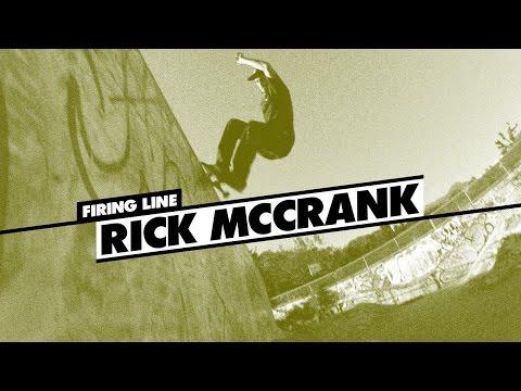 Firing Line: Rick McCrank