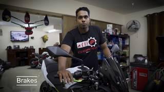 Quick Check #1: Brakes | Do It Yourself | GEARS Goa