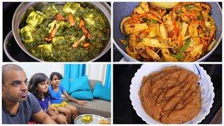 Masterchef ki Taiyyari? Sunday Morning Breakfast And Special Lunch Routine | Easy Indian Veg Recipes