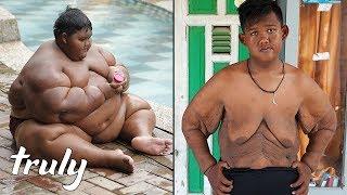 Worldвs Heaviest Kid Loses 220lbs  TRULY