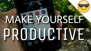 Top 10 PRODUCTIVITY apps for Android + GIVEAWAY