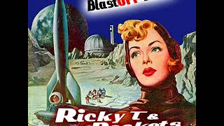 Ricky T (Rick Tobey) & The Rockets - Memory Pain