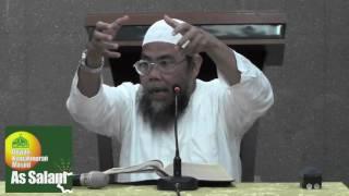 Tafsir Ibnu Katsir QS 02:181 oleh Ustadz Zainal Abidin Lc MA