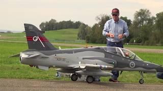 Hawk 127 Royal Australian Air Force RC SCALE TURBINE MODEL JET