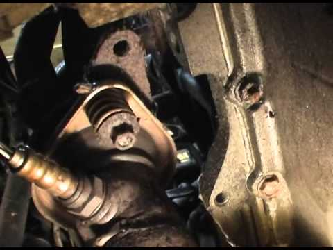 2001 Honda Civic Automatic Transmission Removal - - YouTube