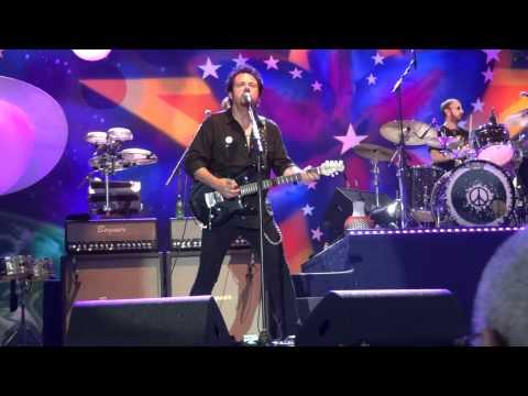 Ringo Starr's All-Star Band-Steve Lukather-Rosanna 6-29-2012