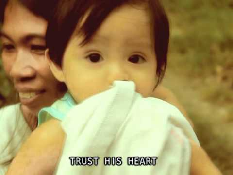 Trust His Heart - Cynthia Dawson and  Wayne Watson ; with lyrics