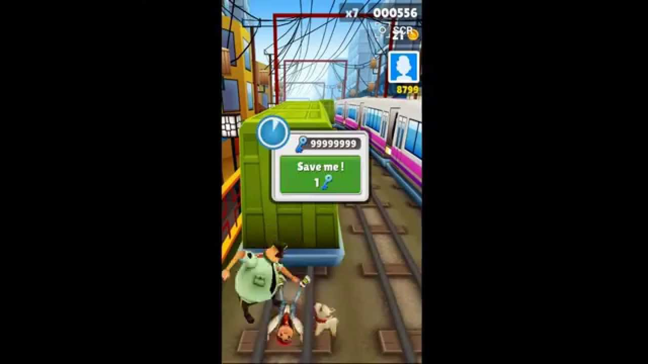 how to buy keys in subway surfers