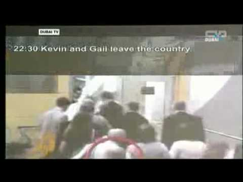 Israeli Mossad Assassination Footage of HAMAS LEADER in Dubai Hotel