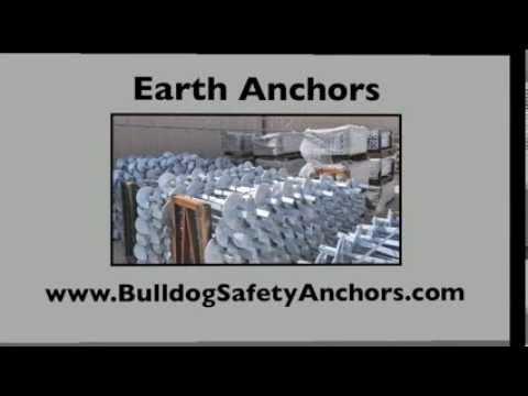 Earth Anchors Portland Earth Anchors Bulldog Soil