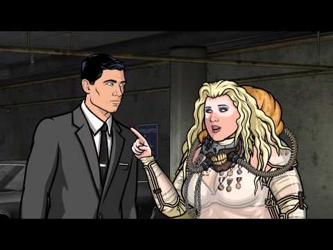 Archer: 2015 Comic-Con Panel Intro