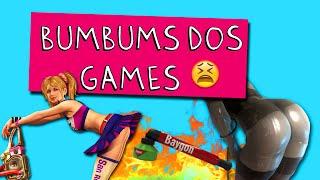MELHORES BUMBUNS DOS GAMES!