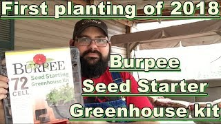Burpee Seed Starting Introduction