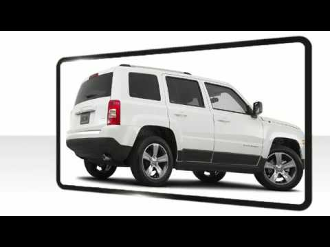 2017 Jeep Patriot Video
