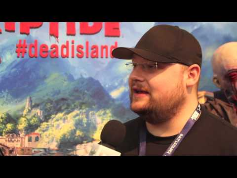 Dead Island Riptide PAX East 2013 Interview
