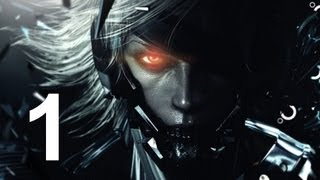 Metal Gear Rising: Revengeance - Walkthrough Part 1 No Commentary (Xbox/PS3)