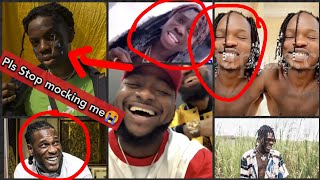 "REMA IN TEARS AS NIGERIAN CELEBRITIES MOCK HIM & LAUGH AT HIS FANS..For Singing ""Beamer"" ""Ginger me"""
