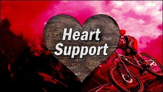 Heart Support - Having A Strong Game Day Heart