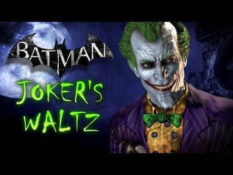 Joker's Waltz - Batman: Arkham Asylum
