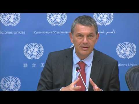 ICP Asks UN's Lazzarini About Somalia, Puntland & Somaliland; Of Remittances and Yemen