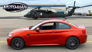 2019 BMW M2 Competition: The *best* BMW BMW makes. Period. FIRST DRIVE REVIEW