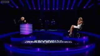 Erin Boag | Celebrity Mastermind | 060112 | Legs | Heels