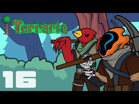 The Beast Is Slain! - Let's Play Terraria 1.3 Expert Mode [Multiplayer] - Part 16