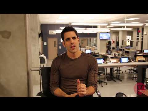 Ben Bass interview for 'Rookie Blue' season 4