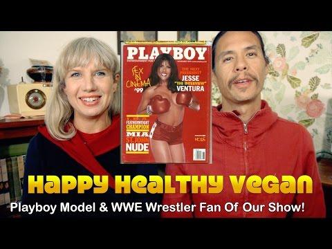 Playboy Model & Wwe Wrestler Chyna Fan Of Hhv video