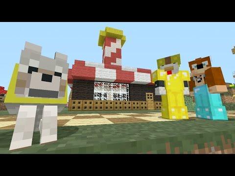 Minecraft Xbox Baa Baa Barber 277