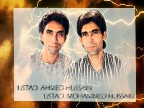 Kya Tumne Bhi - Ustad Ahmed Hussain Mohd.Hussain.wmv