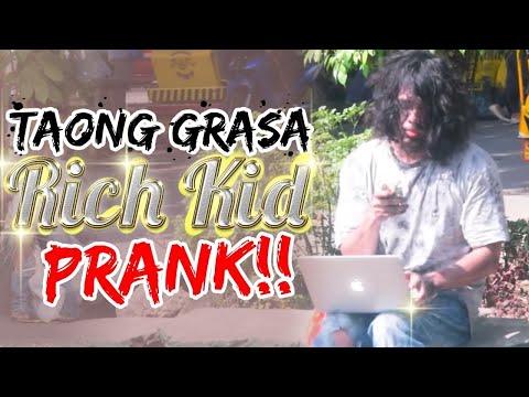"""""""Taong Grasa (Homeless) / Rich Kid"""" PRANK thumbnail"""