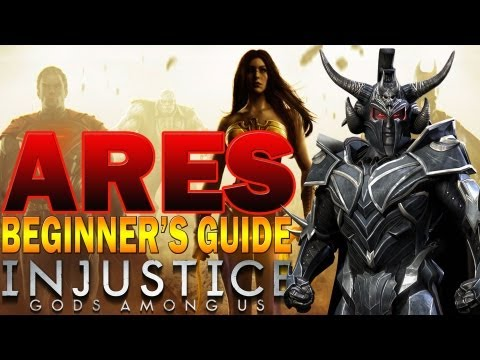 ARES Beginner's Guide - Injustice: Gods Among Us - All You Need To Know!