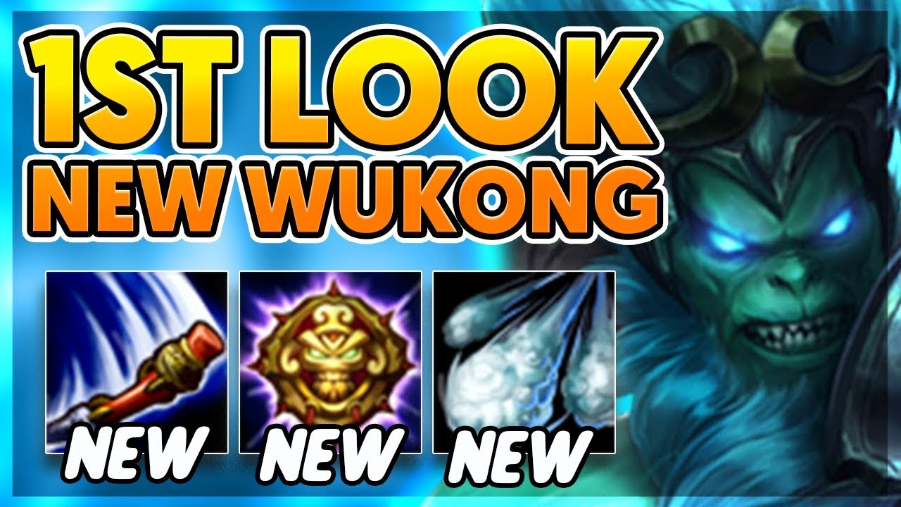 *WUKONG REWORK* MY THOUGHTS ABOUT THE CHANGES (37 KILLS) - BunnyFuFuu Full Gameplay