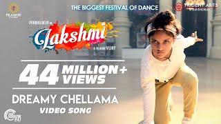 Lakshmi  Dreamy Chellamma  Video Song  Prabhu Deva