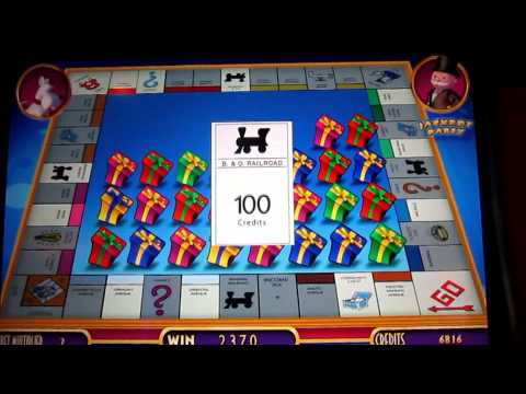 Monopoly Legends - Jackpot Party - Over 100x!!
