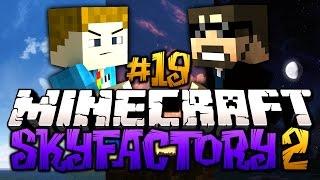 "Minecraft | SkyFactory 2 (Modded SkyBlock) - Ep: 19 ""WITHER FARM"""