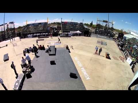 GoPro Preview Maloof Money Cup South Africa 2012