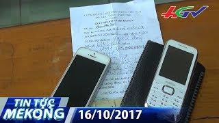 Cụ ông U70 vừa ra tù ... lại tiếp tục đi trộm | TIN TỨC MEKONG - 16/10/2017