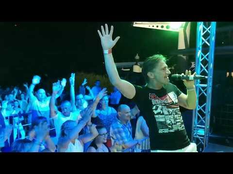 Kecskeméti IV.  Hajrámagyarok Retro Fesztivál   DJ LOTTERS Retro Disco Show (Domb Beach)