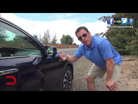 Car Review Bloopers: 2015 Honda Accord Hybrid on Everyman Driver