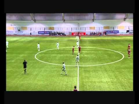 Arnaud Monkam, Norway,Cameroun,football.
