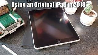 Using an iPad 1 in 2018