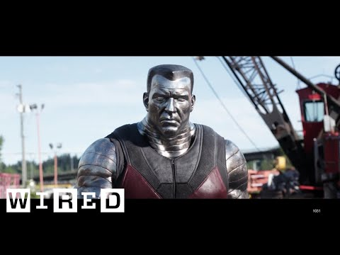 "It Took 5 Actors to Create ""Deadpool's"" Colossus"